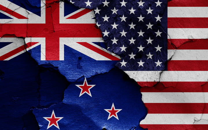 Opinion: Stark contrast between NZ's success and bitter divisions in US