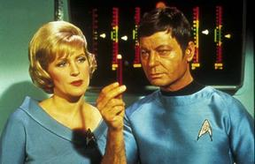 Star TrekYear: 1966-1969Director: David Alexander, Robert Butler, ...DeForest Kelley (Dr. Leonard McCoy - Bones)