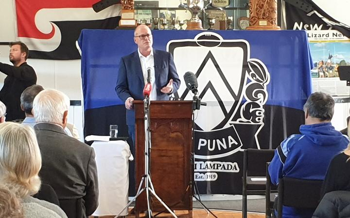 Todd Muller touts National Party's government vision if elected in ...