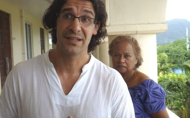 Nicolas Gianno and Rosita Stanfield have been sentenced to jail in Samoa but are appealing.