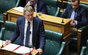 Leader of the House Chris Hipkins