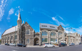 CHRISTCHURCH, NEW ZEALAND, JANUARY 21, 2020: Teece museum at Christchurch, New Zealand