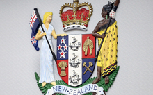 NZ coat of arms.