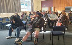 About 50 people turned up to the first of three Job Hop seminars held in New Plymouth today.