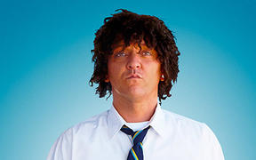 Chris Lilley in Jonah from Tonga.