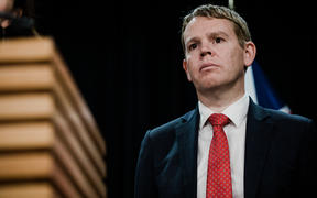 Chris Hipkins has been appointed to the health portfolio after David Clark announced his resignation as minister.