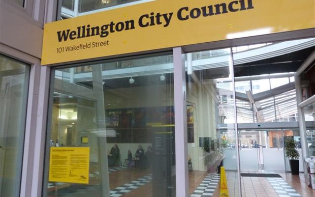 Wellington City Council - yellow sticker (earthquake risk)