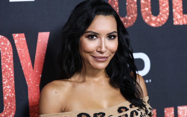 Naya Rivera arrives at the Los Angeles Premiere of 'Judy' on 19 September 2019 in Beverly Hills, Los Angeles.
