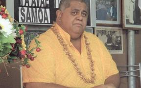 Samoa's independent MP and former speaker and cabinet Minister, La'auli Leuatea Polataivao Schmidt