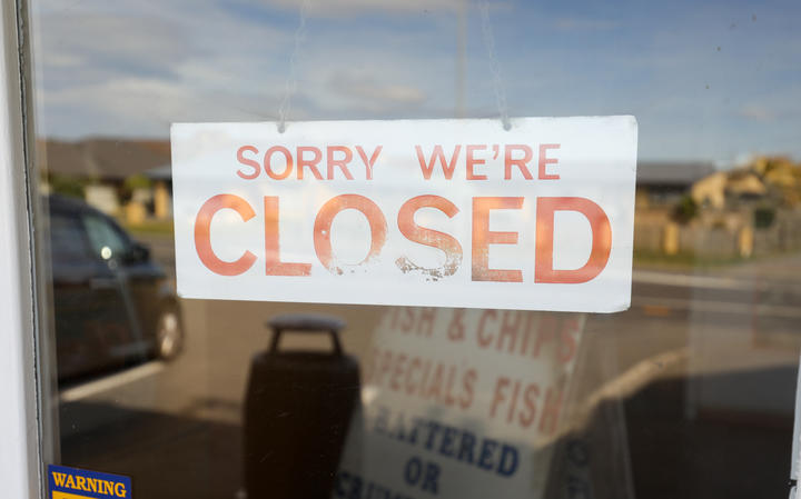 Fish and chip shops are closed under the Covid-19 alert level four lockdown.