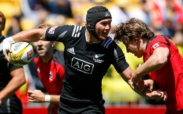 All Blacks Sevens halfback Gillies Kaka is back from injury.