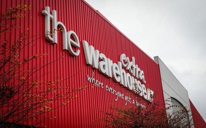 Warehouse on Blenheim road in Christchurch
