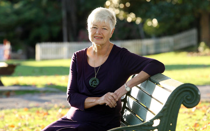 Former Green Party co-leader Jeanette Fitzsimons, pictured in 2012.