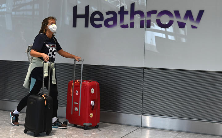 It has proved very difficult for many New Zealanders to leave the UK with flights hard to come by since the beginning of lockdown.