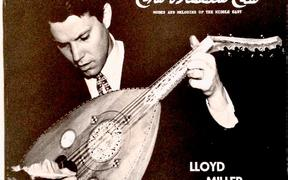 Dr Lloyd Miller  - A lifetime in Oriental Jazz