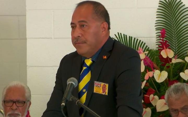 Niue Premier, Dalton Tagelagi