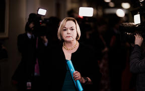 National Party leader Judith Collins 21 July 2020