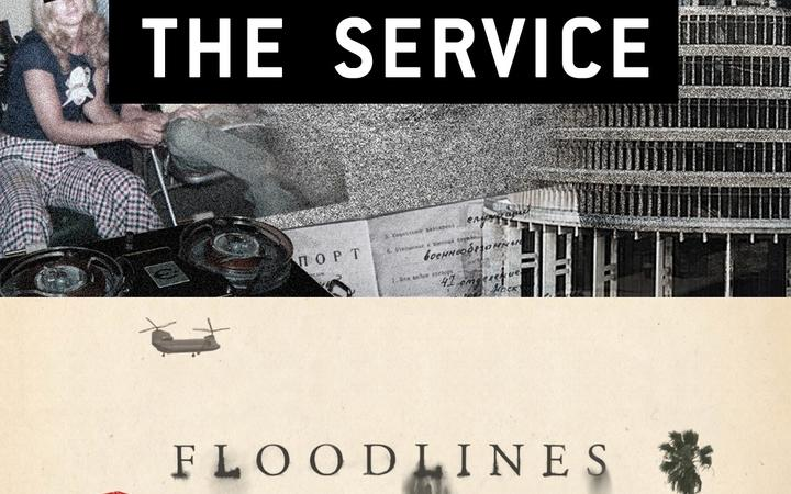 TWO HISTORICAL PODCASTS: THE SERVICE AND FLOODLINES