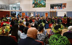 The language week is launched in Otara