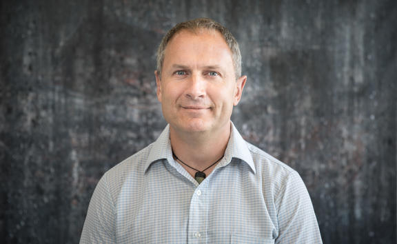 Professor Andrew Geddis