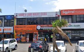 The Vava'u Lahi Night Club in Manukau's Cavendish Drive