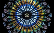 Rose Window, Strasbourg Cathedral
