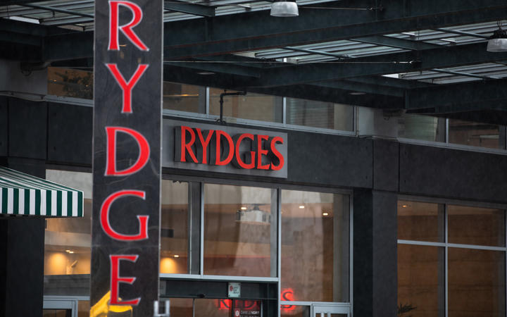 Auckland Rydges as a managed isolation facility.