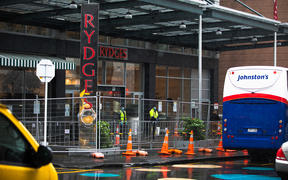 Auckland Rydges as a managed isolation facility