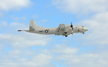 The US Navy has deployed a long range P-3 Orion surveillance plane to help search for the wreckage of the EgyptAir flight.
