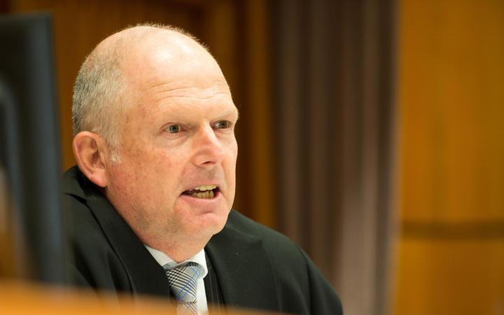 Justice Cameron Mander