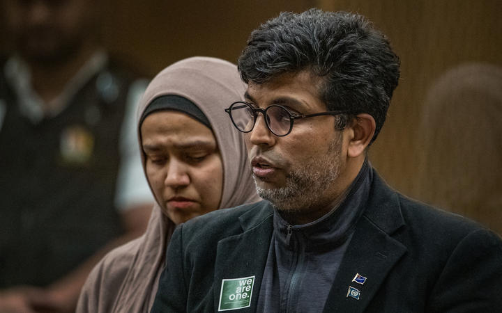Mazharuddin Syed Ahmed - victim impact statement.