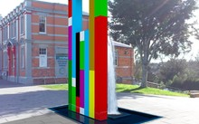 new sculpture for Hamilton