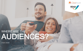 NZ On Air's latest bi-annual survey: 'Where are the audiences?'