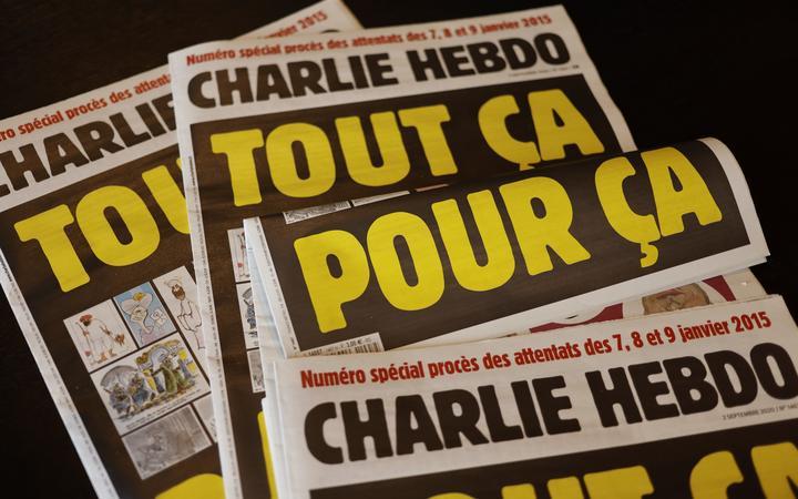 Charlie Hebdo Fourteen Suspects To Face Trial Over Paris Massacre Rnz News
