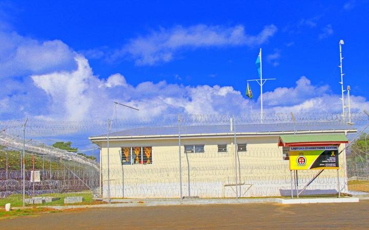 Four Fiji prison officers plead not guilty to inmate's death