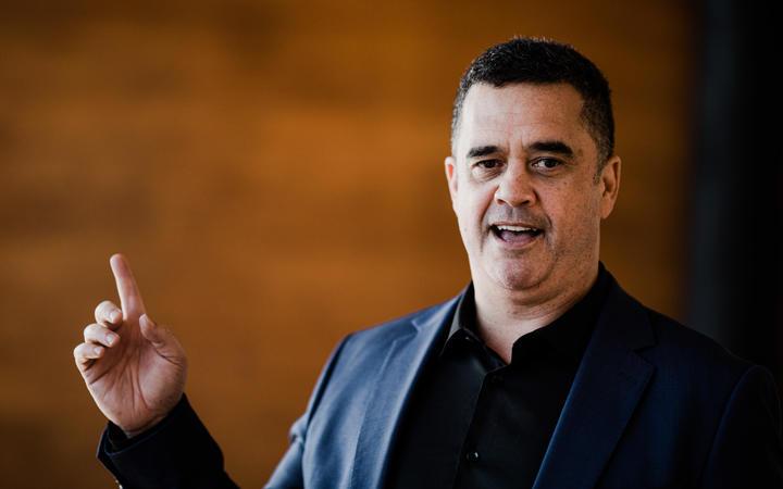 Dr. Rangi Matamwa, Professor of Maori Astronomy and Waiko University.