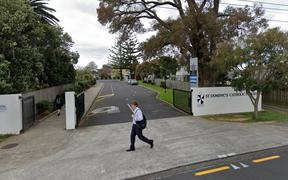 St Dominic's Catholic College in Auckland.