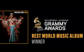 ngelique Kidjo's 4th Grammy