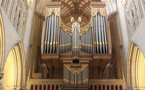 Henry Willis organ, Wells CathedralHenry Willis organ, Wells Cathedral