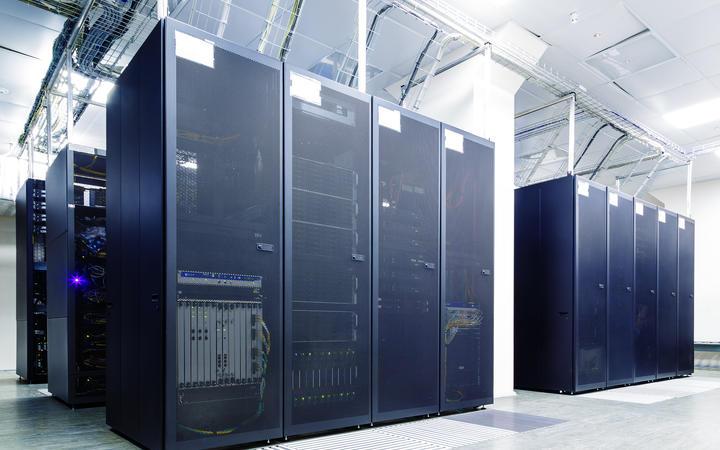Server hardware.