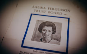 Lady Fergusson lent her name to the Trust on the understanding it would be nationally focused.
