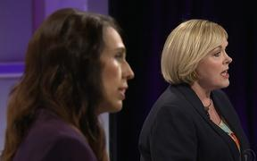 The TVNZ leader's debate.