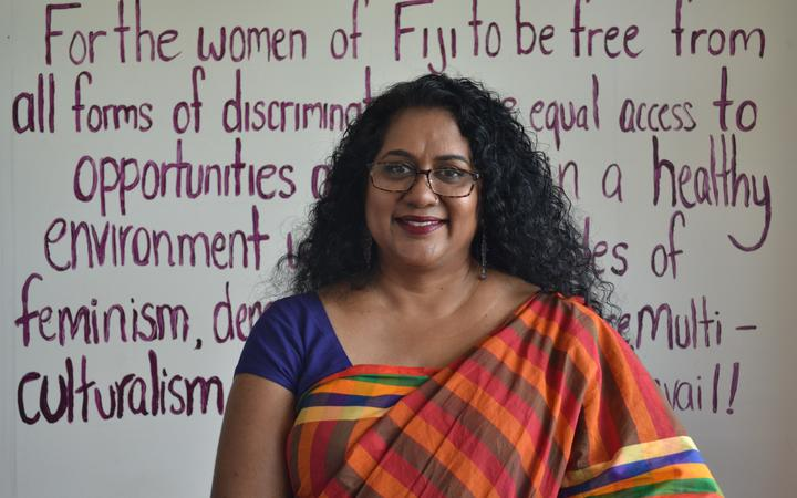 Nalini Singh is Director of the Fiji Women's Rights Movement.