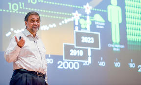 Vivek Wadhwa is a distinguished fellow at the Harvard Law School and an adjunct professor at Carnegie Mellon's School of Engineering.