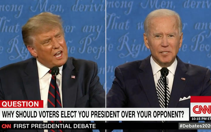 Rules to change after Trump-Biden spat