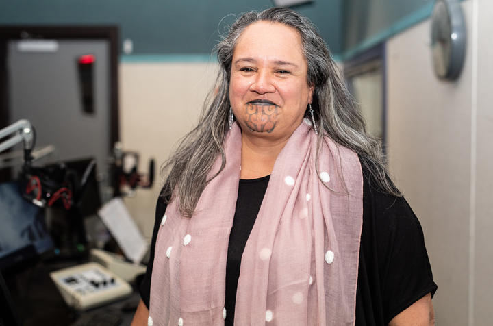 Glenis Philip-Barbara is the first Assistant Māori Commissioner for Children.