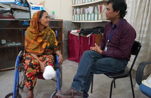 Giving Back - Leprosy Mission NZ in Bangladesh