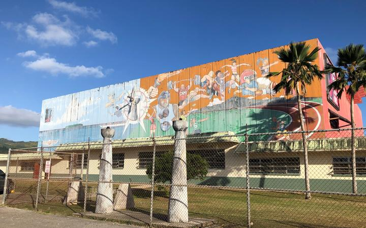 The Oleai Sports Complex will be the main venue for the Pacific Mini Games