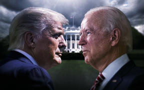 US President Donald Trump and Democratic presidential nominee Joe Biden will debate an array of urgent political challenges.
