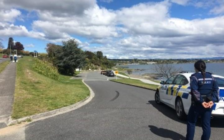 Police are investigating after two bodies were found in Taupō just after 7am on 16 October near Mere Road, which is by the lakefront.